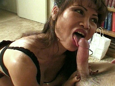 Hot previous Blowjob