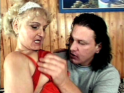 Hot mature Ursula likes to keep fit and that is why this blonde GILf still maintains an awesome figure. She makes sure that she exercises daily with her instructor and exercising has never been this fun for her. Watch this granny fuck and get a creamy facial in the end.